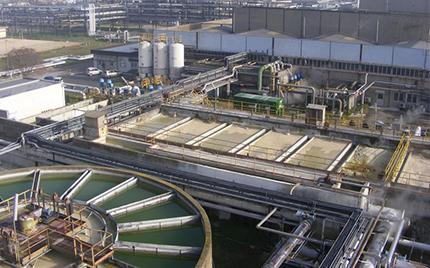 RSI impianto produzione acque industriali e distribuzione fluidi